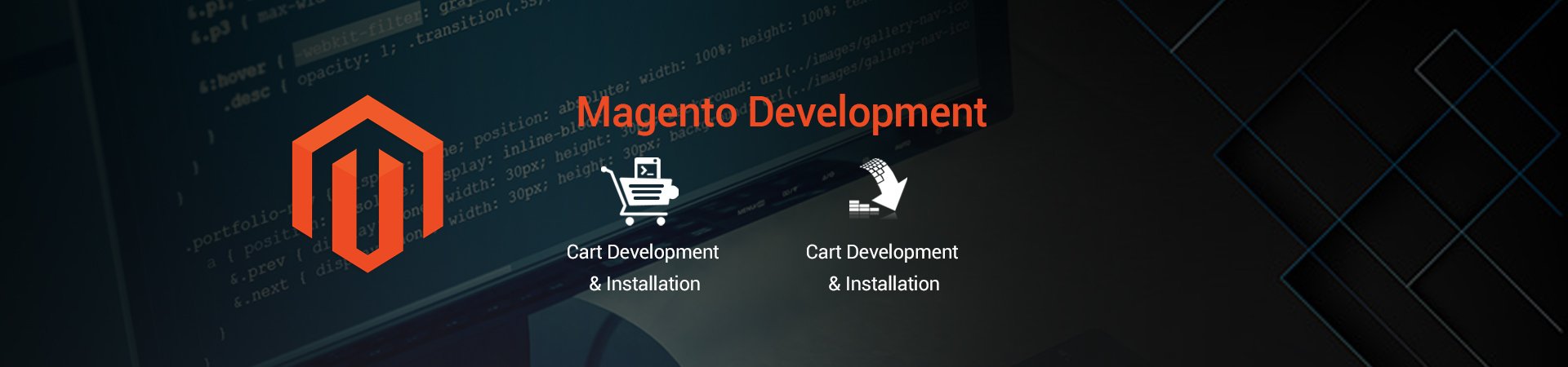 Custom Magento Development Services